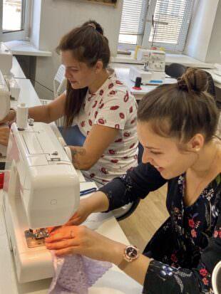 конструирования и шитья белья